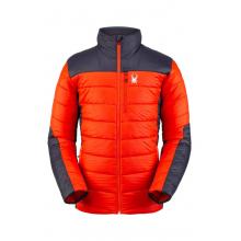 Spyder Mens Glissade Full Zip Hoody Insulator Jacket