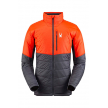 Men's Glissade Hybrid  Insulator Jacket by Spyder