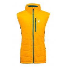 Men's Glissade Hybrid Insulator Vest by Spyder