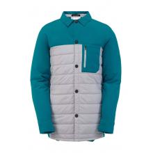Men's The Hybrid Shirtjack Insulator Jacket by Spyder