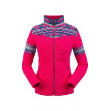 Women's Bella Full Zip Fleece Jacket by Spyder