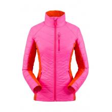 Women's Glissade Hybrid Insulator Jacket by Spyder