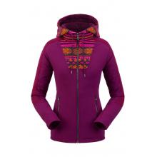 Women's Soiree Hybrid Hoodie Fleece Jacket