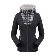 Women's Soiree Hybrid Hoodie Fleece Jacket by Spyder in Mesa AZ
