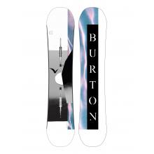 Women's Burton Yeasayer Flying V Snowboard by Burton