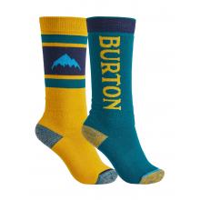 Kids' Burton Weekend Midweight Sock 2-Pack