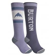 Women's Burton Weekend Midweight Sock 2-Pack by Burton in Boulder CO
