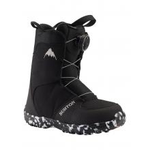 Kids' Grom Boa Snowboard Boot by Burton