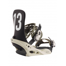 Men's Burton Mission Re:Flex Snowboard Binding