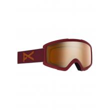 Men's Anon Helix 2.0 Sonar Goggle + Spare Lens