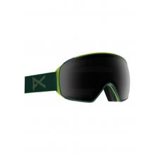 Men's Anon M4 Toric Sonar Goggle + Spare Lens + MFI Face Mask by Burton in Costa Mesa CA