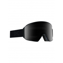 Men's Anon M4 Cylindrical Snapback Goggle + Spare Lens + MFI Face Mask by Burton