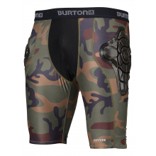 Men's Burton Total Impact Short, Protected by G-Form'Ñ¢