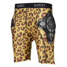 Women's Burton Total Impact Short, Protected by G-Form'Ñ¢