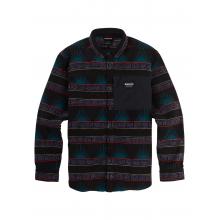 Men's Spillway Fleece Shirt by Burton