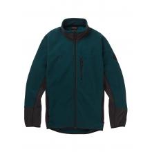 Men's Burton Minturn Full-Zip Fleece by Burton