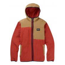 Men's Burton Hearth Full-Zip Hooded Fleece