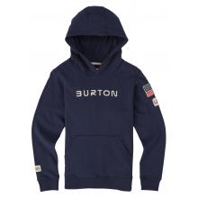 Kids' Gold Elite Pullover Hoodie by Burton