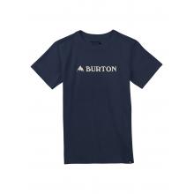 Burton Boys' Mountain Horizontal Short Sleeve T Shirt