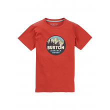 Kids' Burton Taproot Organic Short Sleeve T-Shirt