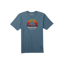 Men's Burton Underhill Logo Short Sleeve T Shirt by Burton