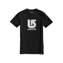 Burton Logo Vertical Slim Fit Short Sleeve T Shirt by Burton