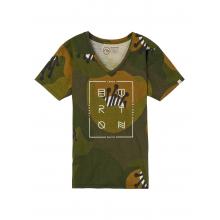 Women's Burton Nevrsleep V Neck T Shirt by Burton