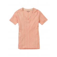 Women's Burton Carta V Neck T Shirt by Burton