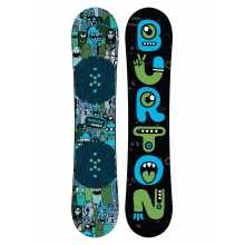 Boys' Burton Chopper Flat Top Snowboard