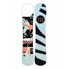 Women's Burton Hideaway Flat Top Snowboard