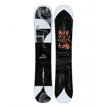 Men's Burton Flight Attendant Camber Snowboard