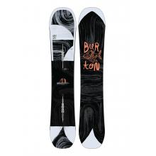 Men's Burton Flight Attendant Camber Snowboard by Burton
