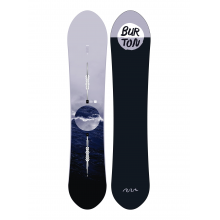 Women's Burton Day Trader Flat Top Snowboard by Burton