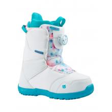 Kids' Burton Zipline Boa Snowboard Boot by Burton