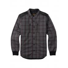 Burton Field Quilted Flannel