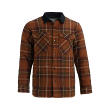 Men's Burton x Carhartt WIP Gambrel Down Shacket by Burton