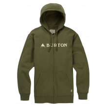 Men's Burton Horizontal Mountain Full-Zip Hoodie by Burton