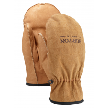 Men's Work Horse Leather Mitten by Burton