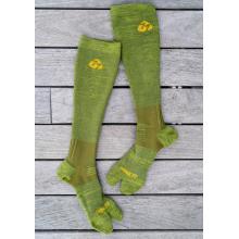 Compression Split Toe Sock