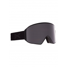 Men's Anon M4 Goggle Cylindrical + Bonus Lens + MFI Face Mask