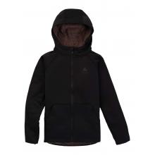 Kids' Crown Weatherproof Full-Zip Sherpa Fleece by Burton