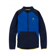 Kids' Crown Weatherproof Track Jacket by Burton