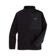 Men's Hayrider Sweater Full-Zip Fleece by Burton