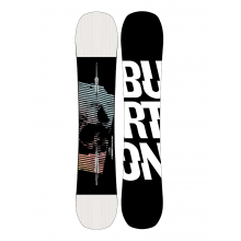 Men's Instigator Flat Top Snowboard by Burton
