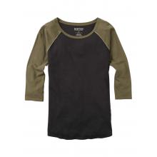 Women's Caratunk Raglan Sleeve T-Shirt by Burton