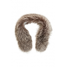 Silver Fox Fur by NILS