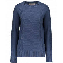 Tristan Cable Knit Sweater by Obermeyer