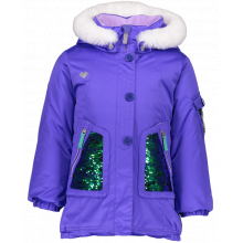 Girl's Sparkle-Girl Jacket