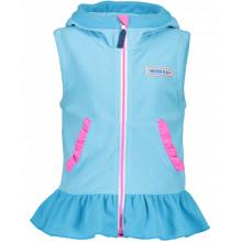 Girl's Mika Fleece Vest by Obermeyer