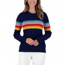 Women's Donna Crewneck Sweater by Obermeyer in Chelan WA